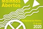 Cartaz Moinhos Abertos 2020