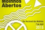 Cartaz Moinhos Abertos 2015