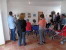 Museu da Farinha: Exposição