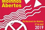 Cartaz Moinhos Abertos 2019